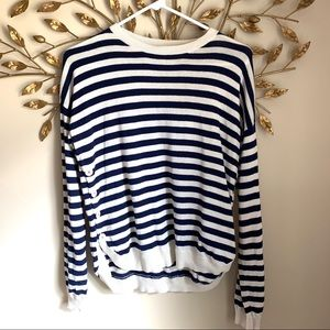 Other - Boden▪️Striped button detail sweater. Girls 13-14y